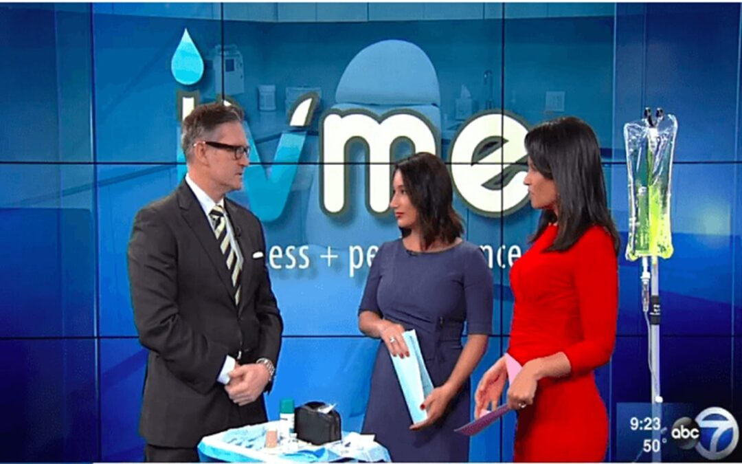 Tips for Preventing the Flu from Dr. Jack of IVme