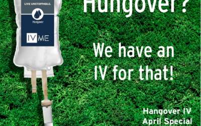 Is IV Hydration a Hangover Cure?