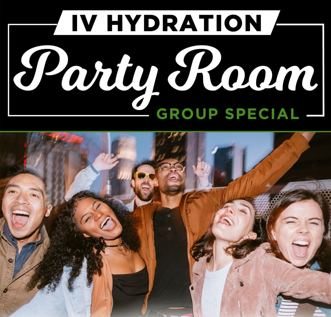 IVme IV Party Room Special